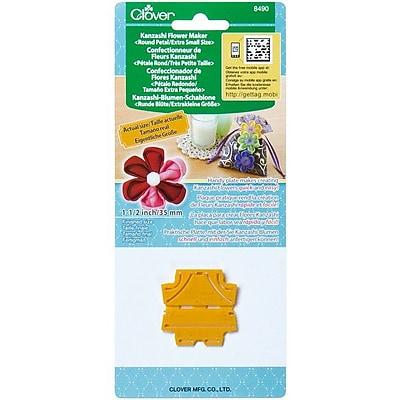 Kanzashi Flower Maker, Extra Small Round Petal