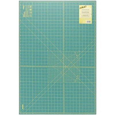 Olfa Gridded Cutting Mat, 24