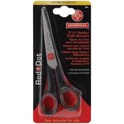 """Mundial 664 Sharp Tip 5.5"""" Craft Scissors, Black"""