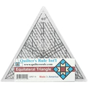 Quilter's Equilateral Triangle Ruler, 7-3/4""