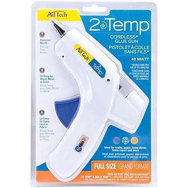 Ad-Tech Two Temp Full Size Glue Gun