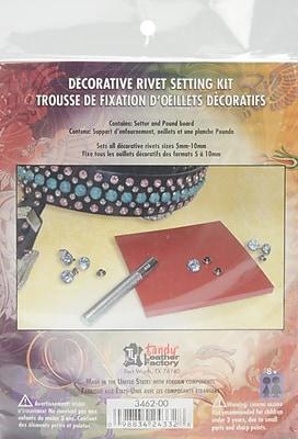 Leather Factory® Decorative Rivet Setting Kit