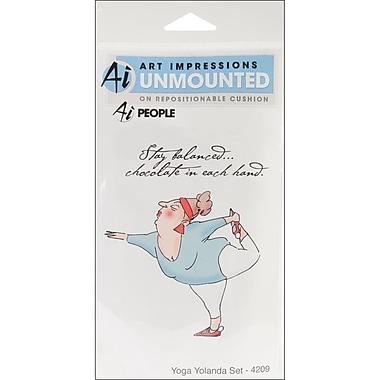 Art Impressions People 8