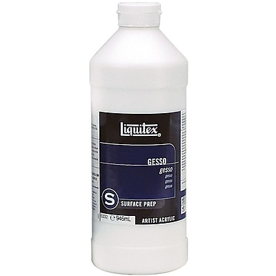 Reeves™ 32 oz. Liquitex Acrylic Gesso Surface Prep, White