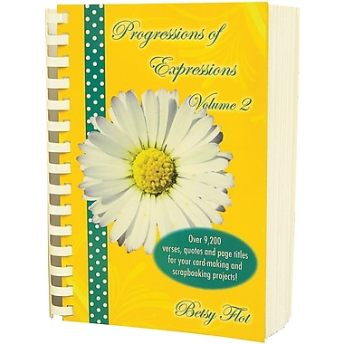 Inspiration Station 6321 Inspiration Station Progressions of Expressions Volume 2 Book