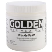 Golden 8 oz. Crackle Paste (35575)