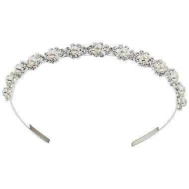 Darice® Victoria Lynn™ Tiara Headband, Silver