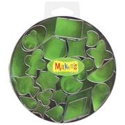 Makin's USA Clay Cutter, Geometric
