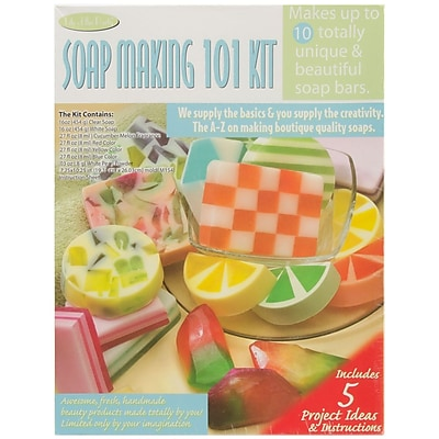 Life Of The Party™ Soap Making Kit