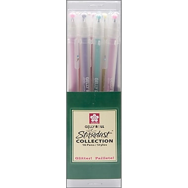 Sakura® 16 Piece Gelly Roll Stardust Pens