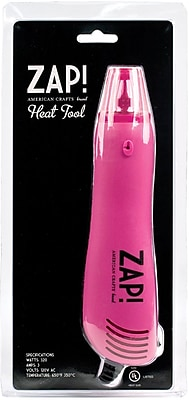 American Crafts Zap Embossing Heat Gun, Multi-Surface