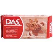 Prang DAS Air Hardening Terracotta Modeling Clay, 2.2 lbs.