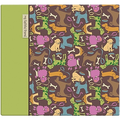 MBI® Expressions Cute Doggie Postbound Album, 12