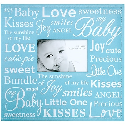 MBI® Expressions Baby Expression Postbound Album With Window, 12