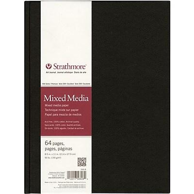 Strathmore Mixed Media Art Journal, 8 1/2
