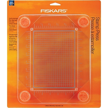 Fiskars® Easy Stamp Press