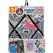 Alex® Toys Color A Peace & Love Memo Board Kit