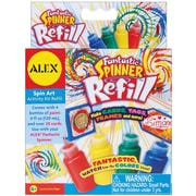 Alex® Toys 1.35 oz. Fantastic Spinner Refill, 4/Pack