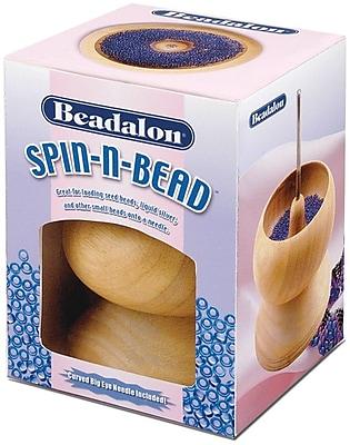 Beadalon® Spin N Bead™ Wood Bead Loaders