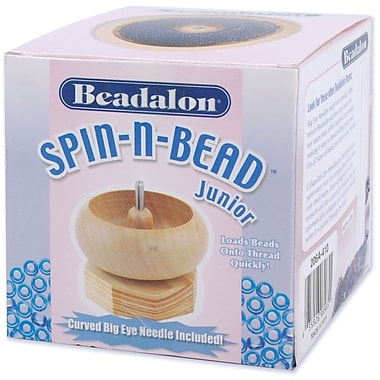 Beadalon® Spin N Bead™ Junior Wood Bead Loaders