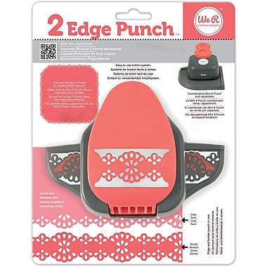 We R Memory Keepers 2 Edge Border and Corner Punches