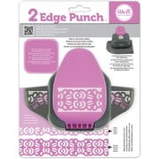 We R Memory Keepers 2 Edge Border and Corner Punch, Rose