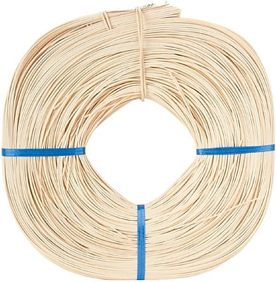 Commonwealth Basket 1100' Round Reed Coil, 1 lbs.