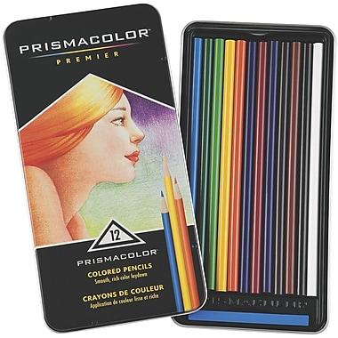 Prismacolor® 12 Piece Prismacolor Premier Colored Pencils
