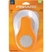 "Fiskars® 3XL Lever Punch, Pretty Scallops, 3"""