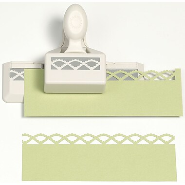 Martha Stewart Crafts® Edge Punch, Beaded Arcs, 1.8