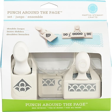 Martha Stewart Crafts® Around The Page Combo Punches