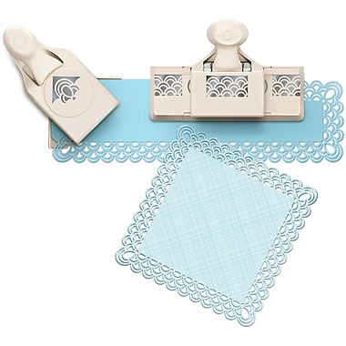 Martha Stewart Crafts® Large Punch Around The Page™ Set, Double Arches, 2