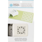 "Martha Stewart Crafts® All Over the Page Punch, Crochet Flower, 1 1/2"" x 1 1/2"""