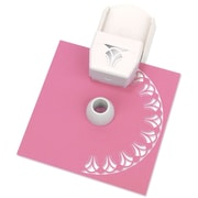 "Martha Stewart Circle Border Punch Cartridge, Flower Arches, 3 1/2"" x 6"" x 2 1/2 """