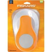"Fiskars® 4XL Lever Punch, Circle, 3 1/2"""
