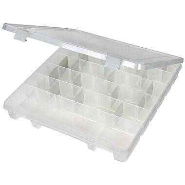 ArtBin® TI® Super Satchel™ Slim 8 Compartment Dividers, Silver