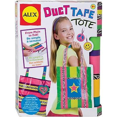 Alex® Toys Duct Tape Tote Kit