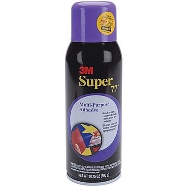 3M Scotch Super 77 Multi-Purpose Spray Adhesive 10.75 oz.
