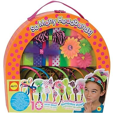 Alex® Toys So Many Headbands Kit