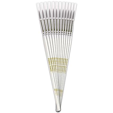 Ranger Perfect Pearl Brush Tip Brushes, 12/Pack (BRU18384)