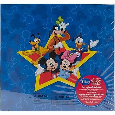 Trends International Mickey Postbound Album, 12