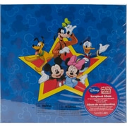 "Trends International Mickey Postbound Album, 12"" x 12"""
