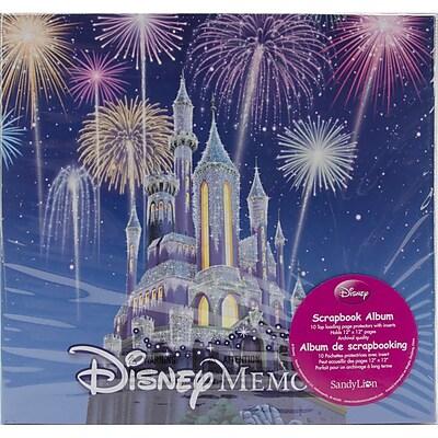 Trends International Disney Memories Postbound Album, 12