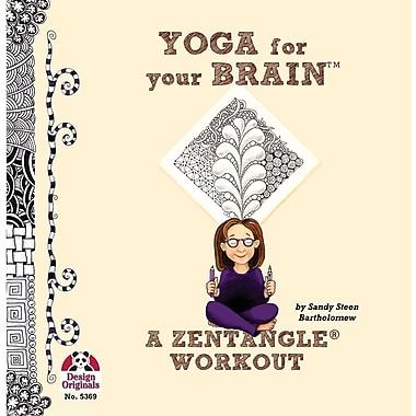 Design Originals Yoga For Your Brain Book
