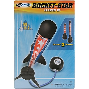 Estes Cox Corp® Rocket Star™ Air Rocket Launch Set
