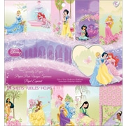 "EK Success® Disney Princess Specialty Paper Pad, 12"" x 12"""