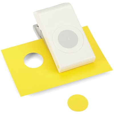 EK Success® Nesting Paper Punch, Circle, 1 1/4