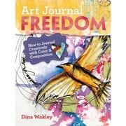 "Interweave Press™ F&W Book ""Art Journal Freedom"""