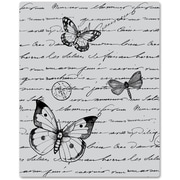 "Hero Arts® 4 3/4"" x 5 3/4"" Cling Stamp, Antique Background"