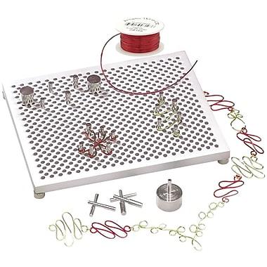 Beadalon JTJIGDEL Artistic Wire Deluxe Jig Kit